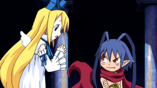Makai Senki Disgaea - Ep. 1 - The Sleeping Prince in the Garbage Dump