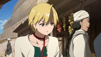 Magi: The Labyrinth of Magic - Episode 1 - Aladdin and Alibaba