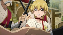 Magi: The Labyrinth of Magic - Episode 10 - His Name Is Judal