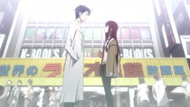Steins;Gate - Episode 24 - Achievement Point