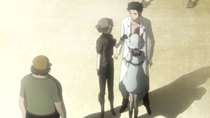 Steins;Gate - Episode 23 - Open the Steins Gate