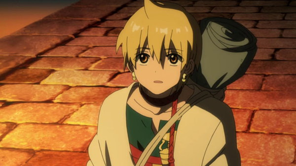 Magi: The Labyrinth of Magic - Ep. 9 - A Prince's Responsibility