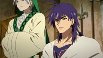 Magi: The Labyrinth of Magic - Episode 12 - Decisions and Farewells