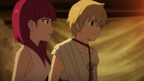 Magi: The Labyrinth of Magic - Episode 11 - A New Visitor