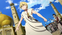 Magi: The Labyrinth of Magic - Episode 13 - A Prince in Revolt
