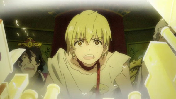 Magi: The Labyrinth of Magic - Ep. 15 - Cassim's Answer
