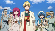 Magi: The Labyrinth of Magic - Episode 18 - Kingdom of Sindria