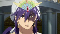 Magi: The Labyrinth of Magic - Episode 22 - Household of Flames