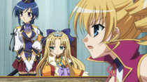 Shin Koihime Musou - Episode 12 - The Generals Attempt to Suppress the Yellow Turban Rebellion