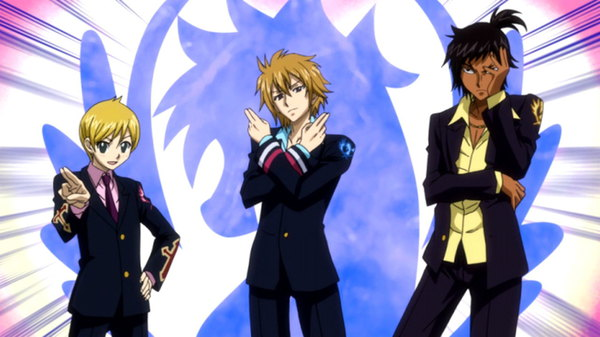 Watch Fairy Tail E52 Online