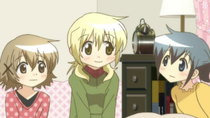 Hidamari Sketch x Honeycomb - Episode 9 - November 10th: Smiling Back