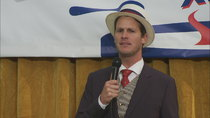 Tosh.0 - Episode 22 - Competitive Sushi Eater
