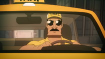 Axe Cop - Episode 11 - Taxi Cop