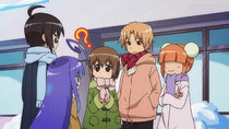 Acchi Kocchi - Episode 3 - Relentless Snowball Fight - Cooking Class (Burn)
