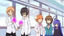 Acchi Kocchi - Episode 12 - Sweet Gem - Chocolate Vale Tudo
