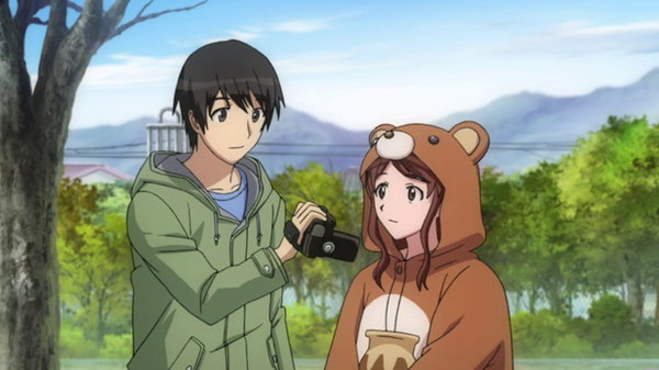 Amagami SS Plus - Ep. 9 - Sae Nakata: First Half - Doubt