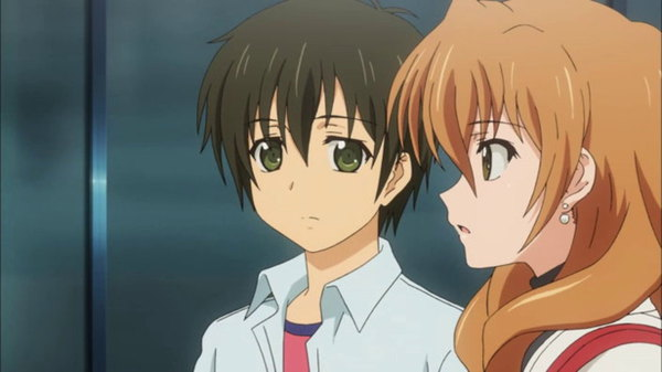 Golden Time - Ep. 23 - Last Smile