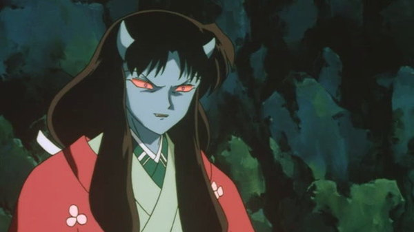 Inuyasha - Ep. 86 - Secret of the Possessed Princess