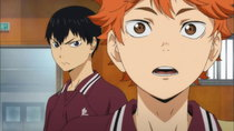Haikyuu!! - Episode 2 - Karasuno High School Volleyball Club