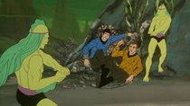 Star Trek: The Animated Series - Episode 13 - The Ambergris Element