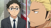 Haikyuu!! - Episode 9 - A Toss to the Ace