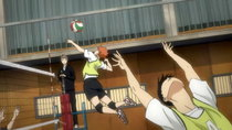 Haikyuu!! - Episode 10 - Yearning