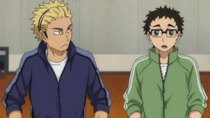 Haikyuu!! - Episode 13 - Rival