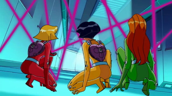 totally spies season 3 episode 3