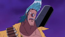 One Piece - Episode 353 - A Man's Promise Never Dies!! To the Friend Waiting Under the...