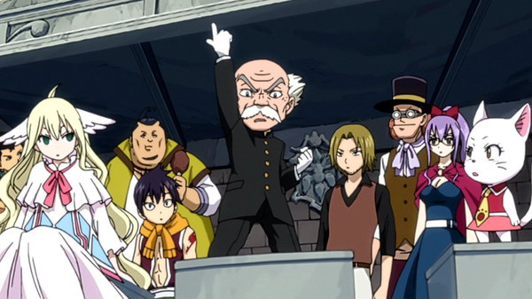 Fairy tail episode 169 watch fairy tail e169 online for Portent fairy tail