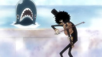 One Piece - Episode 354 - I Swear to Go See Him!! Brook and the Cape of Promise!