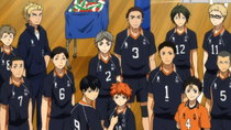 Haikyuu!! - Episode 15 - Revival
