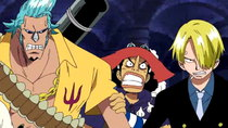 One Piece - Episode 356 - Usopp's the Strongest? Leave Anything Negative to Him!