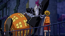 One Piece - Episode 357 - The General Zombies Are Down in a Flash!! Oars Feels Like an...