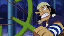 One Piece - Episode 361 - Perona Is Terrified!! Usopp and Untruthful Share the Same 'U'!