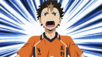 Haikyuu!! - Episode 17 - The Iron Wall