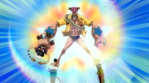 One Piece - Episode 367 - Knock Him Down!! Special Attack: Straw Hat Docking?