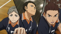Haikyuu!! - Episode 21 - Senpai's True Abilities
