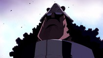 One Piece - Episode 368 - The Silent Assault!! The Mysterious Visitor, 'Tyrant' Kuma!