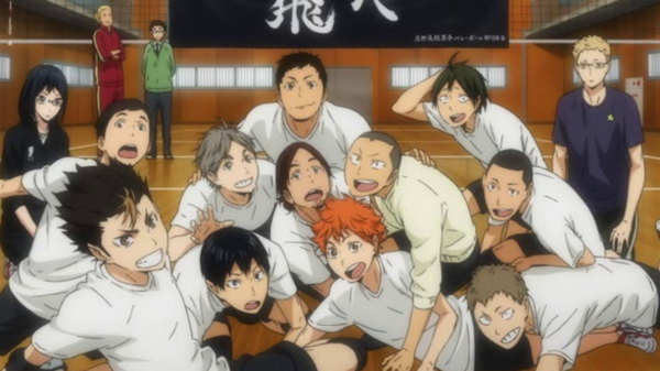 Haikyuu!! - Ep. 25 - The Third Day