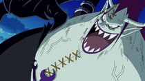 One Piece - Episode 374 - Our Bodies Vanish! The Morning Sun Shines on the Nightmarish...
