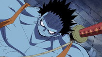 One Piece - Episode 372 - The Incredible Battle Starts! Luffy vs. Luffy!