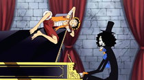 One Piece - Episode 381 - A New Crewmate! The Musician, Humming Brook!