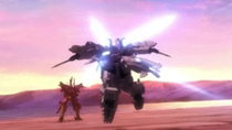 Muv-Luv Alternative: Total Eclipse - Episode 5 - The Right Stuff