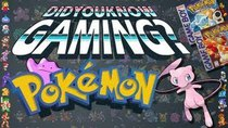 Did You Know Gaming? - Episode 1 - Pokémon