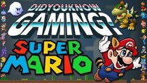 Did You Know Gaming? - Episode 7 - Mario
