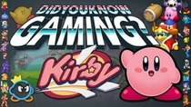 Did You Know Gaming? - Episode 16 - Kirby