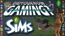 Did You Know Gaming? - Episode 31 - The Sims