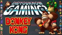 Did You Know Gaming? - Episode 34 - Donkey Kong