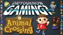 Did You Know Gaming? - Episode 36 - Animal Crossing (Part 1) [Old]